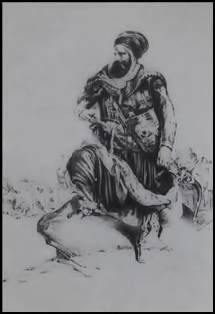 Perse duhet te jete shqiptar kur ishte një serb në krye të trupave osmane që pushtuan Otranton